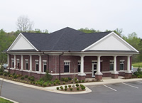 Image of Pilot Mountain Branch location